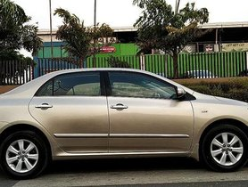 Used Toyota Corolla Altis 1.8 G MT 2011 for sale
