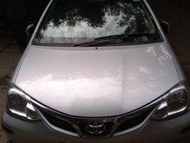 Toyota Platinum Etios 2015 MT for sale