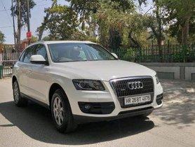 2012 Audi Q5 2.0 TDI Diesel AT for sale in Gurgaon