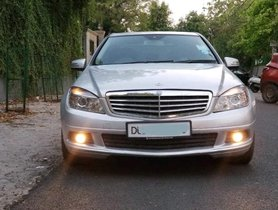 2011 Mercedes Benz C-Class  250 CDI Classic Diesel AT for sale in New Delhi
