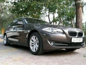 2012 BMW 5 Series 520 Sedan Diesel AT for sale in New Delhi