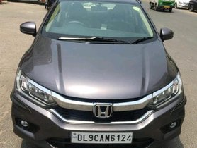 2017 Honda City V MT Petrol MT for sale in New Delhi