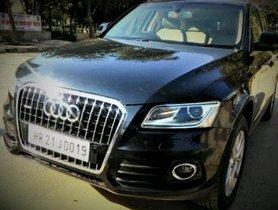 2014 Audi Q5 2.0 TDI Diesel AT for sale in New Delhi
