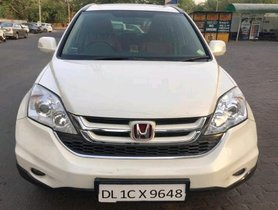 2010 Honda CR V  2.4 AT Petrol AT for sale in New Delhi