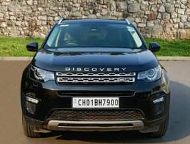 2016 Land Rover Discovery Sport Diesel MT for sale in Chandigarh