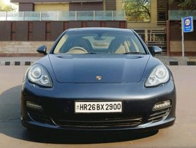 2013 Porsche Panamera DIesel MT for sale in Gurgaon