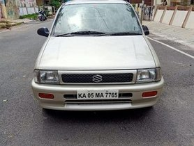 Maruti Zen VXI BSII MT for sale