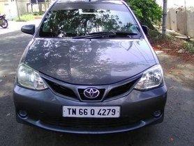 Toyota Etios Liva GD MT 2015 for sale