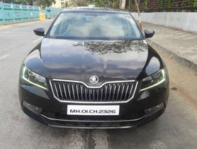 Used Skoda Superb Style 1.8 TSI AT 2016 for sale