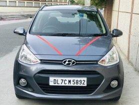 Used Hyundai Grand i10 1.2 Kappa Sportz  MT 2017 for sale