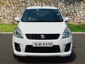 Used 2012 Maruti Suzuki Ertiga VXI MT for sale