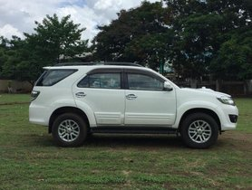 2012 Toyota Fortuner 4x2 AT for sale