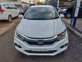 Honda City V MT Exclusive 2017 for sale