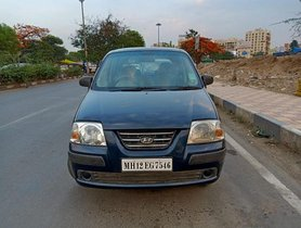 Used Hyundai Santro Xing XG AT car at low price