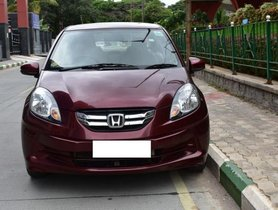 Used 2015 Honda Amaze  S i-Vtech MT for sale