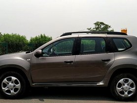 Nissan Terrano XE D MT 2016 for sale