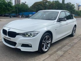 BMW 3 Series 320d Sport Line MT 2014 for sale