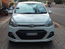 Used Hyundai Xcent 1.1 CRDi SX MT car at low price