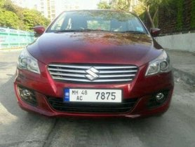 Used 2016 Maruti Suzuki Ciaz MT for sale