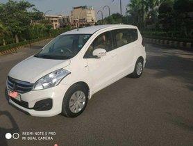 2016 Maruti Suzuki Ertiga VXI CNG MT for sale