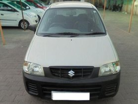 Maruti Suzuki Alto MT 2009 for sale