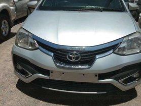 Toyota Etios 2017 VX MT for sale