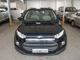 2013 Ford EcoSport  1.5 Ti VCT AT Titanium for sale at low price