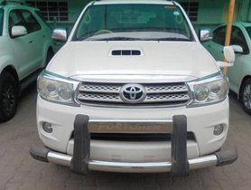 2010 Toyota Fortuner  3.0 Diesel MT for sale at low price