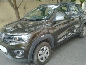 Used Renault Kwid AT car at low price