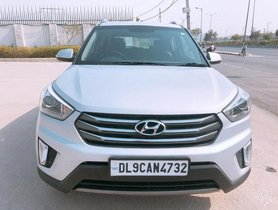2017 Hyundai Creta  1.6 Gamma SX Plus MT for sale