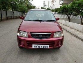 Used 2012 Maruti Suzuki Alto MT for sale