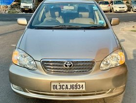 Toyota Corolla H6 MT 2006 for sale