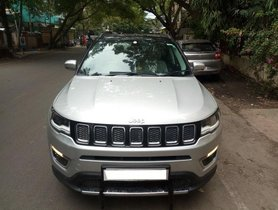 2017 Jeep Compass for sale at low price
