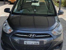 Hyundai i10 Sportz 1.2 AT 2013 for sale
