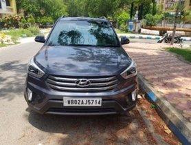 Used Hyundai Creta  1.6 SX Option MT car at low price