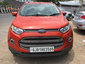 Ford EcoSport 1.5 Petrol Titanium AT 2017 for sale