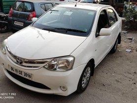 2012 Toyota Platinum Etios MT for sale