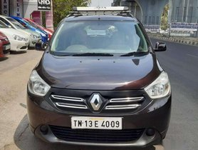 Renault Lodgy, 2016, Diesel MT for sale