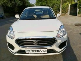2017 Maruti Suzuki Swift Dzire 1.2 VXI BSIV Petrol MT for sale in New Delhi