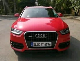 2015 Audi Q3  35 TDI Quattro Premium Plus Diesel MT for sale in New Delhi