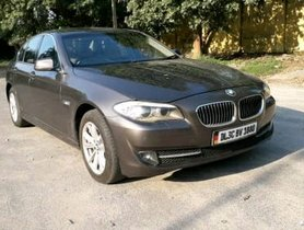 2011 BMW 5 Series 520d Diesel MT for sale in New Delhi