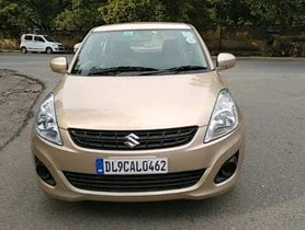 2014 Maruti Suzuki Swift Dzire LXI Diesel MT for sale in New Delhi