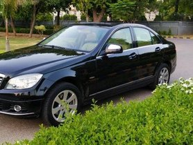 Used 2008 Mercedes Benz C-Class C 200 Kompressor Elegance AT for sale