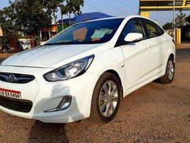 2012 Hyundai Verna MT for sale at low price