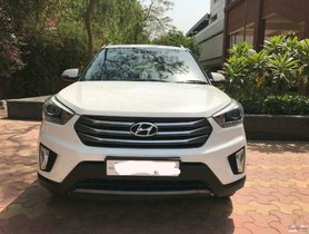 Used Hyundai Creta 1.6 CRDi SX Option MT 2017 for sale