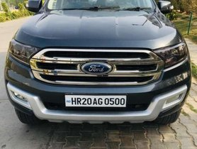 Used Ford Endeavour car AT for sale at low price