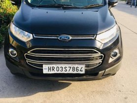 Ford Ecosport Trend Plus, 2015, Diesel MT for sale