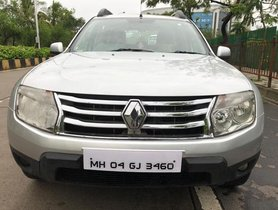 Used 2014 Renault Duster 85PS Diesel RxL Option MT for sale