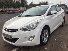 Used Hyundai Elantra CRDi SX AT 2013 for sale
