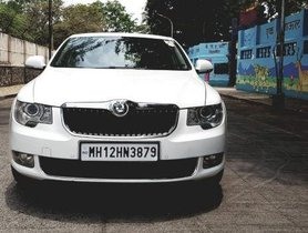 Used Skoda Superb  1.8 TSI AT car at low price